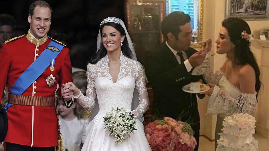 Kate Middleton'u örnek aldı
