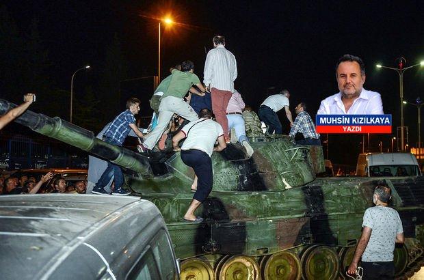 Bedenler değil, tanklar bedenlerin altında kaldı!