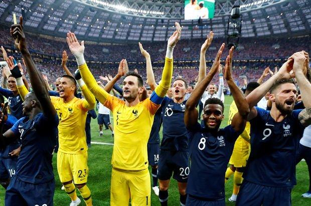 Fransa Hırvatistan