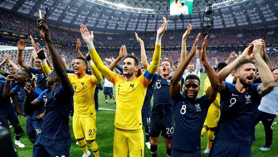 Dünya Kupası Fransa'nın! Gol yağdı...