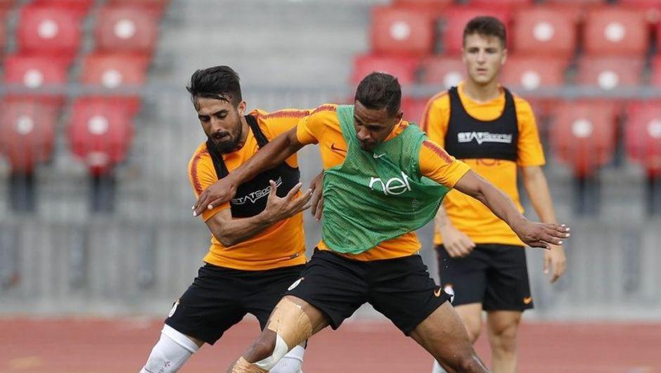 Galatasaray'da Zürih kampı sona erdi