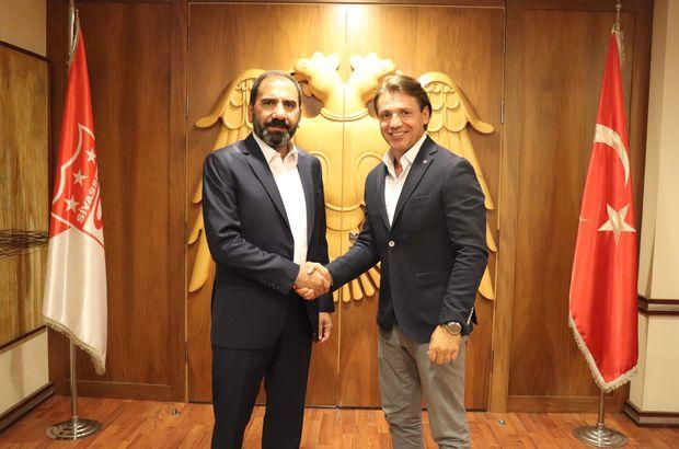 Sivasspor'da transfer açıklaması!