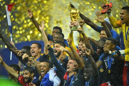 Son Dakika: Dünya Kupası Şampiyonu Fransa! Fransa