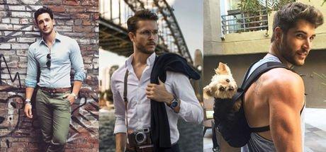 Sosyal medyanın en yakışıklı erkek fenomenleri