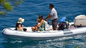 Tekne, deniz, spor...