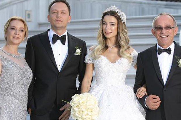 Ağaoğlu yeğenini evlendirdi