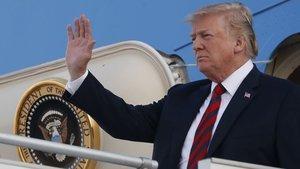 Trump: ABD'nin ahmaklığı ve aptallığı yüzünden!