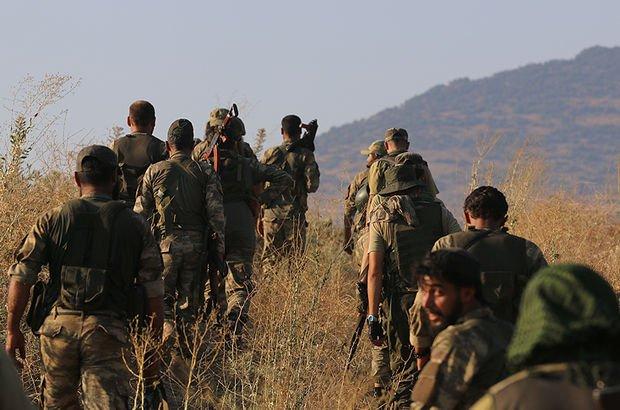 TSK'dan Afrin'de güvenlik mesaisi