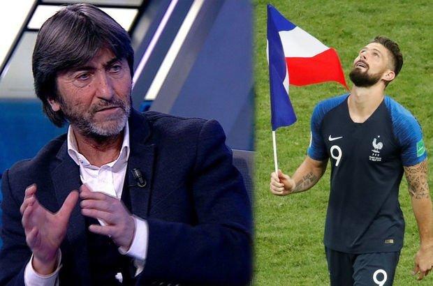 Rıdvan Dilmen'den Dünya Kupası ve Süper Lig yorumu