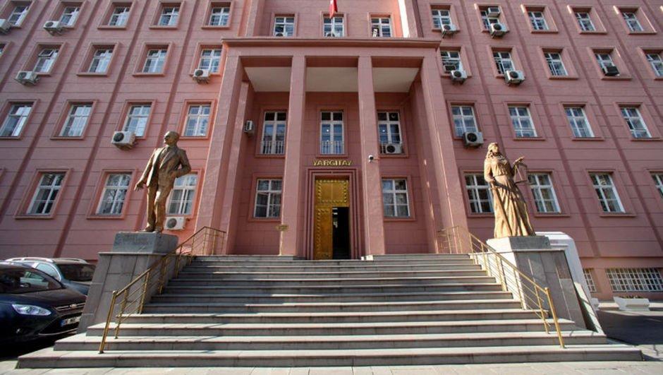 Kritik davaların isimleri Yargıtay ve Danıştay'a atandı!