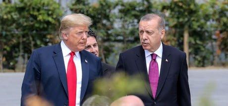 Son dakika... Erdoğan ile Trump ile telefonda görüştü!