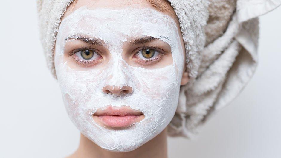Yoğurtlu yüz maskesi tarifleri