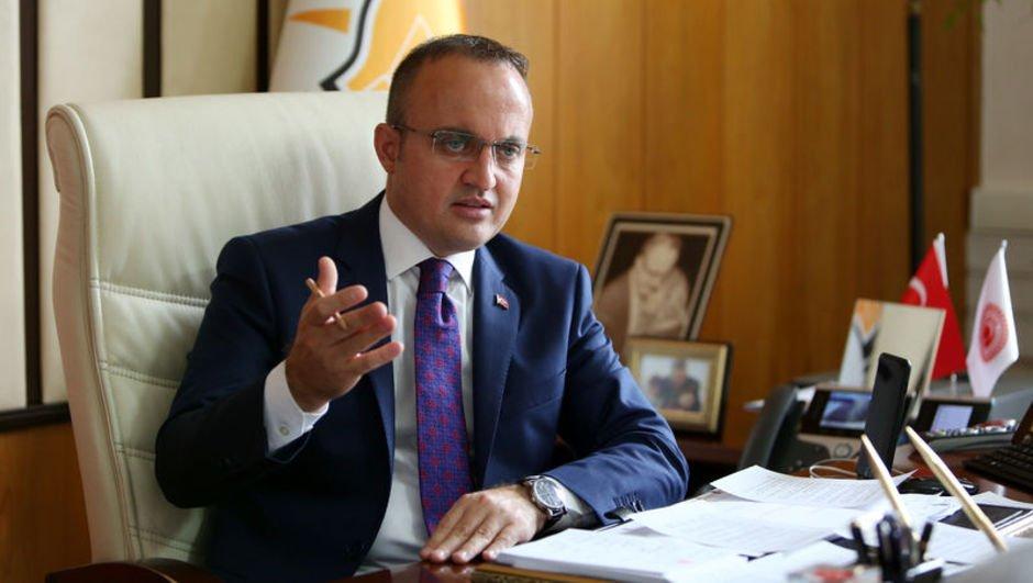 AK Partili Turan'dan MHP ve CHP'ye ziyaret
