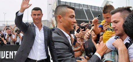 Ronaldo çılgınlığı!