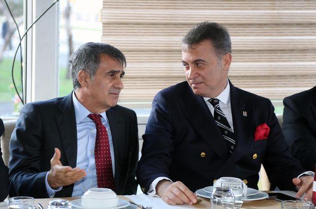Beşiktaş'ta dev zirve bugün