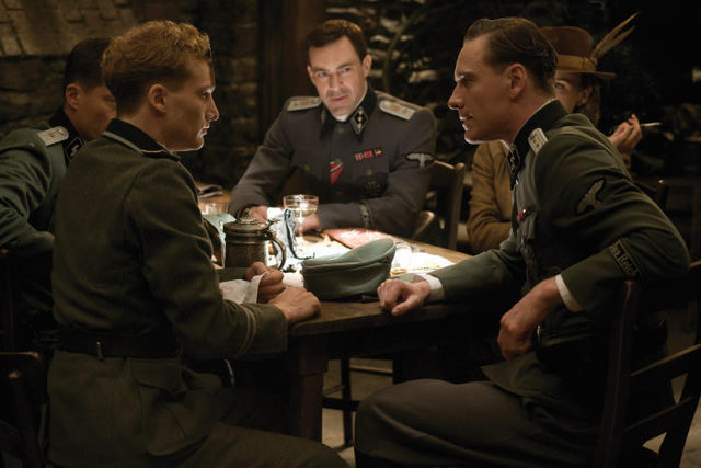 Inglourious Basterds summary of box office results charts and release information and related links