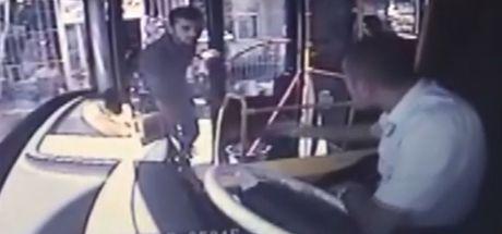 Malatya'da otobüs şoförüne döner bıçaklı saldırı
