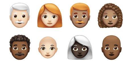iPhone, iPad, Apple Watch ve Mac'e hangi emojiler geliyor?