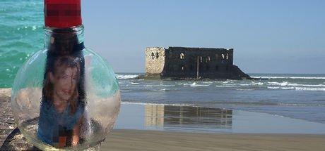 Anneleri için denize attıkları şişeyi 2 yıl sonra Fas'ta buldular