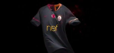 İşte Galatasaray'ın yeni forması!