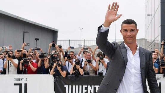 Ronaldo yine meydan okudu: Juventus'ta iz bırakmak istiyorum