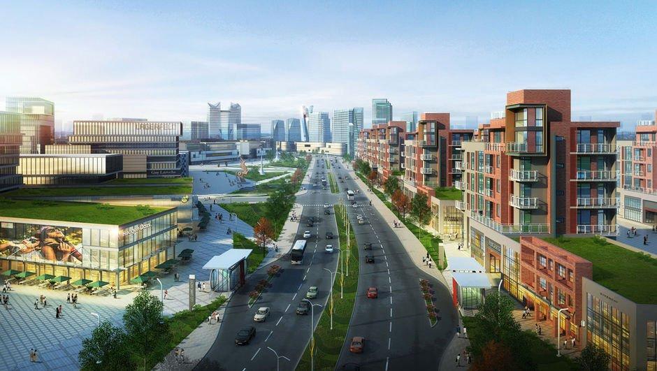 Kentsel dönüşümde akıllı şehir fırsatı