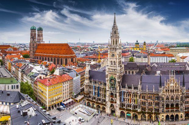 Almanya Münih