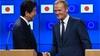 Dünyanın en büyük ticaret anlaşması: Avrupa Birliği ve Japonya arasındaki ticari sınırlar kalkıyor