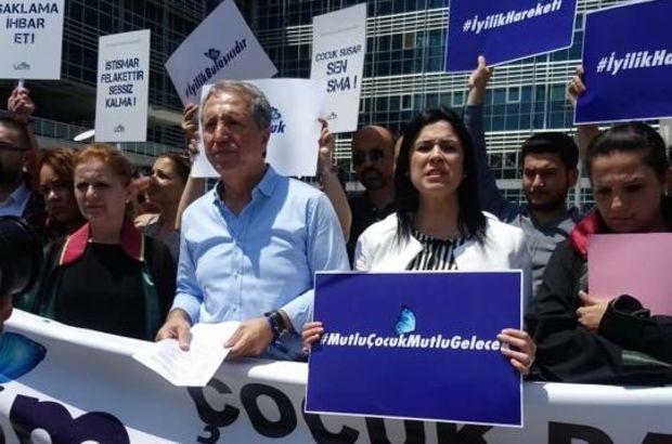 Sivil toplum örgütleri adliye önünde açıklama yaptı