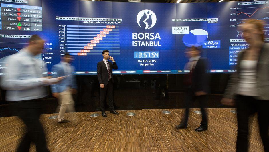 Borsa İstanbul yeniden 90 bin puanın üzerinde