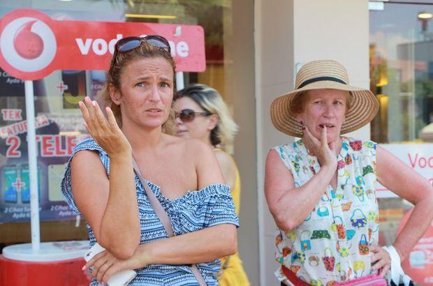 kadın turistler