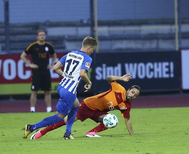 Galatasaray'dan son dakika transfer haberleri (18 Temmuz 2018)