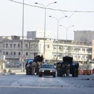IRAK'IN KERKÜK ŞEHRİNDE BOMBALI SALDIRI