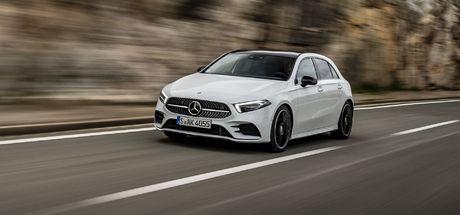 Mercedes A180d'ye teknolojik inceleme
