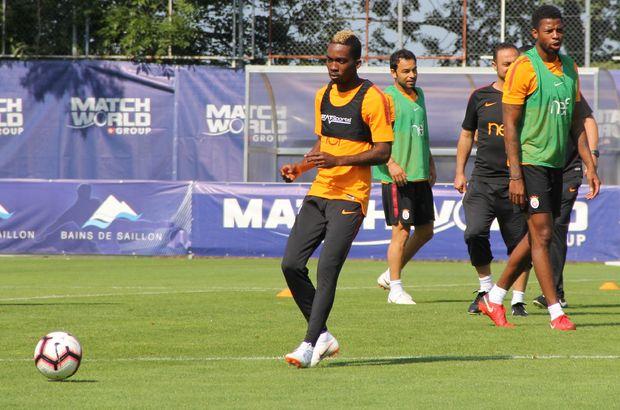 İşte Galatasaray'ın Onyekuru planı