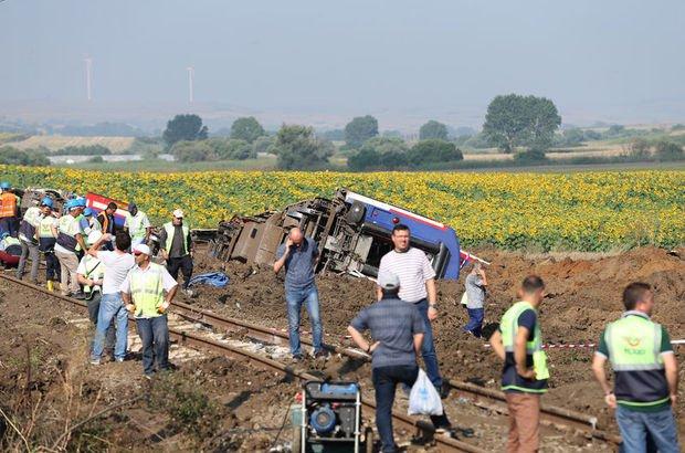 Kılıçdaroğlu tren kazasında yaralananları ziyaret etti