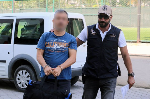 FETÖ tutuklama