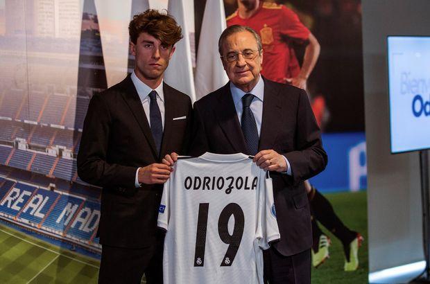 Real Madrid transferi açıkladı