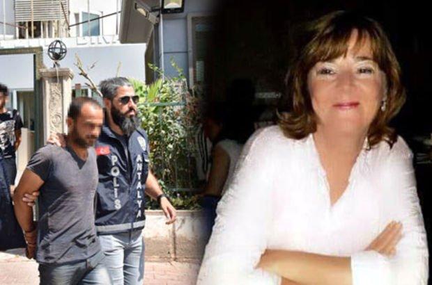 Karin Ellen Hitzel 7 yıldır Manavgat'ta yaşıyordu