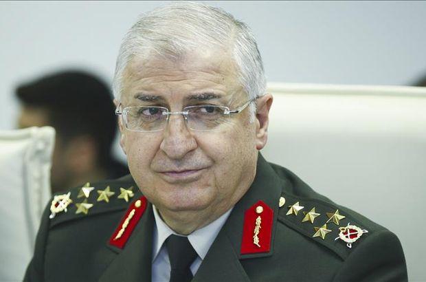 Genelkurmay Başkanı Yaşar Güler