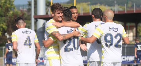Fenerbahçe rahat kazandı!