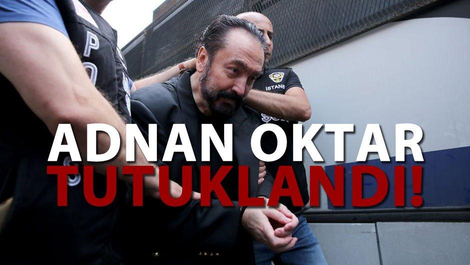Adnan Oktar grubuna yönelik soruşturmada 30 tutuklama