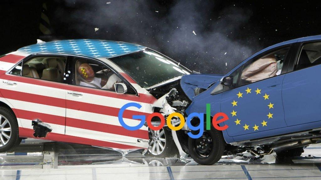 Google'a kesilen ceza hangi  Avrupalı şirketin başını yakacak?