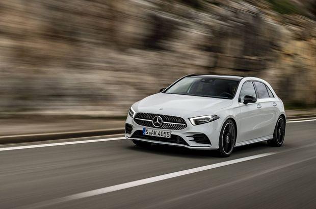 Mercedes A180d video inceleme