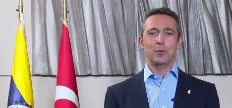 Ali Koç'tan 19.07 Dünya Fenerbahçeliler Günü mesajı