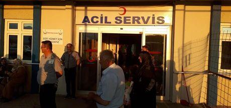 Sivas'taki içme suyundan hastalık şüphesi