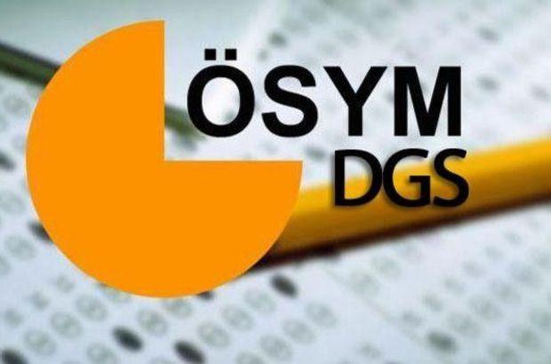 2018 DGS sınavı ne zaman