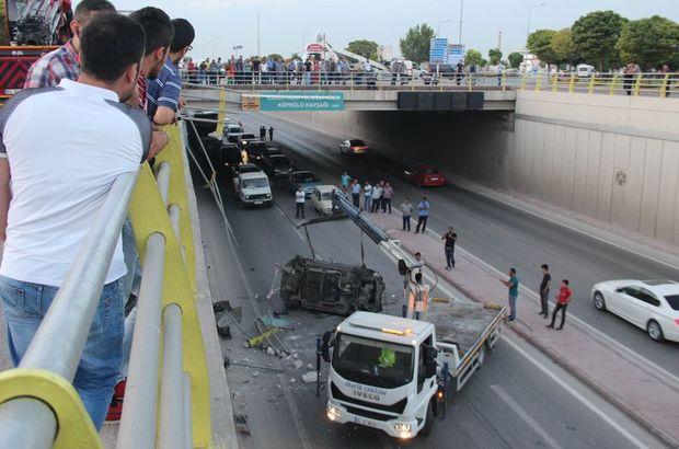 Alt geçitte yol trafiğe tamamen kapatıldı