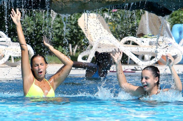 Antalya turist hedefi