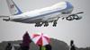 Trump Air Force One'ın tasarımını yeniletiyor: 'Dünyanın en iyisi olacak'